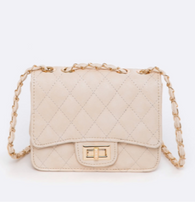 Celine Quilted Crossbody Bag - Oh, Darlin'