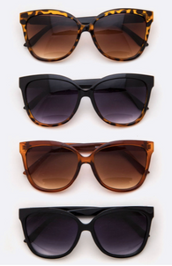 Lizzy Cat Eye Sunglasses - Oh, Darlin'