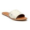 Cabana Slip On Slide Hair on Hide - Oh, Darlin'