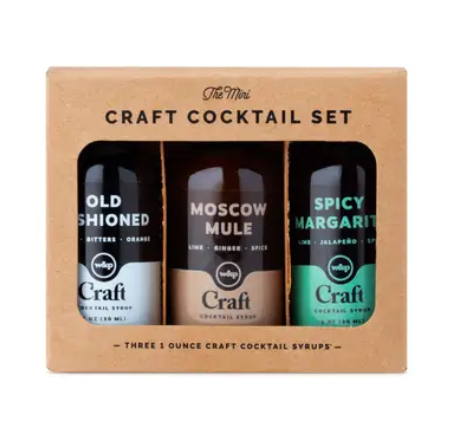 Mini Cocktail Syrup 3 Pack Set - Oh, Darlin'