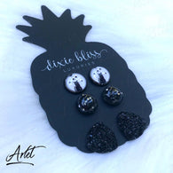Arlet Earring 3 Pack - Oh, Darlin'