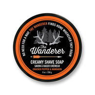 Wanderer Shave Soap - Oh, Darlin'