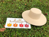 Addilyn Boater Style Hat