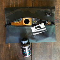 Badass Beard Care Wallet Comb - Oh, Darlin'