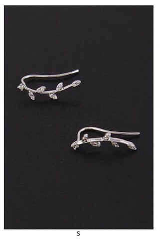 Leaf Ear Crawler Earring - Oh, Darlin'