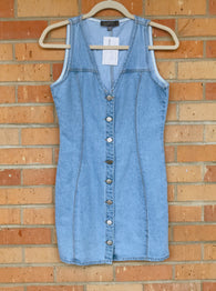 Jase Denim Dress - Oh, Darlin'