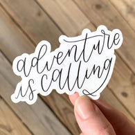 Adventure Is Calling Sticker - Oh, Darlin'