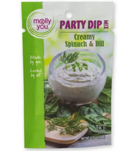 Creamy Spinach & Dill Dip Mix - Oh, Darlin'