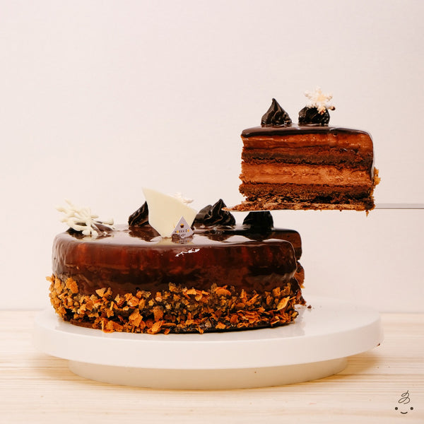 Bestseller Chocolate Cake 18cm (Party Size)