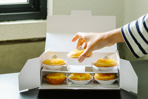 Box of 6 Tarts