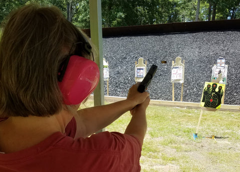 Basic Pistol - Full Warrior Ranch Certification - Ladies Only