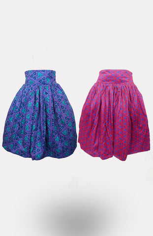 BP King/Queen Reversible Midi Skirt