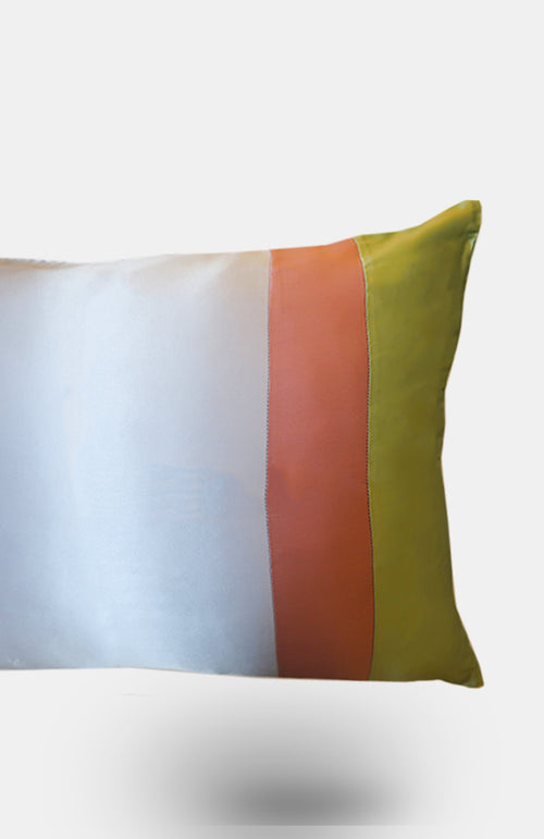 Ifuru 100% Silk Pillowcase - African Wax - Ankara - Chinero Nnamani