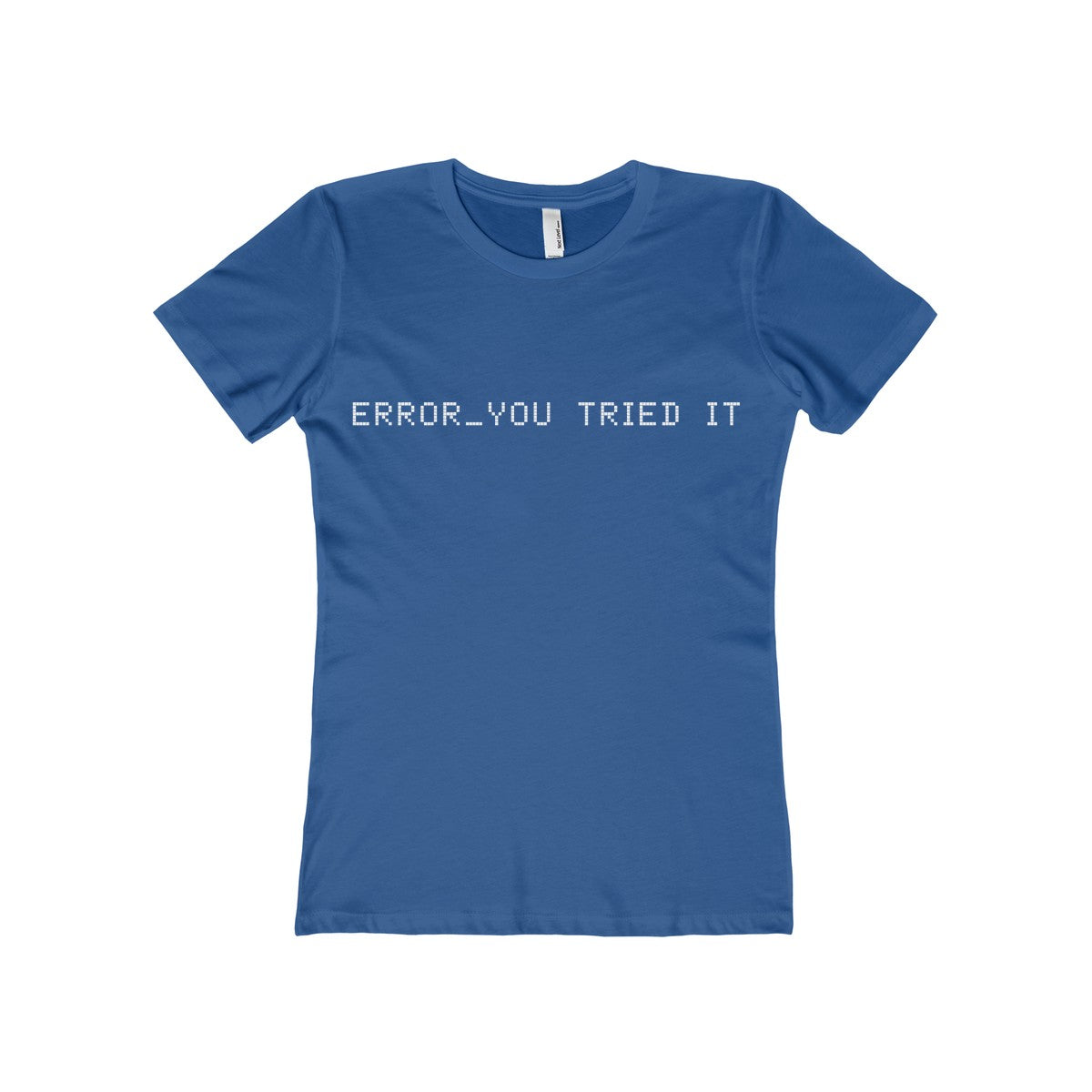 You Tried It Tee (multiple colors) - African Wax - Ankara - Chinero Nnamani