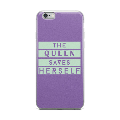 The Queen Saves Herself Samsung Case