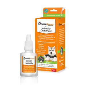 Thunder - Essence Drops - Chubbs Bars, Toys - pet shampoo, Woofur - Chubbs Bars Company, Woofur Natural Pet Products - Chubbs Bars Canada