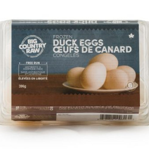 BCR Frozen - Duck Eggs (6 pk) - Chubbs Bars, Frozen Side Dishes - pet shampoo, Woofur - Chubbs Bars Company, Woofur Natural Pet Products - Chubbs Bars Canada
