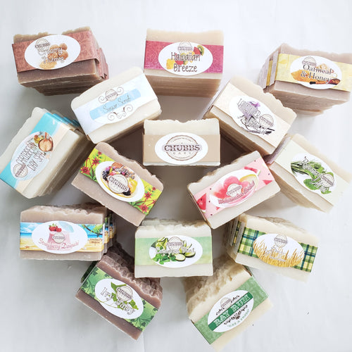 Chubbs Bars - 20 Bar Pick-Your-Own Pack - Chubbs Bars, Volume Packs - pet shampoo, Chubbs Bars Company - Chubbs Bars Company, Woofur Natural Pet Products - Chubbs Bars Canada