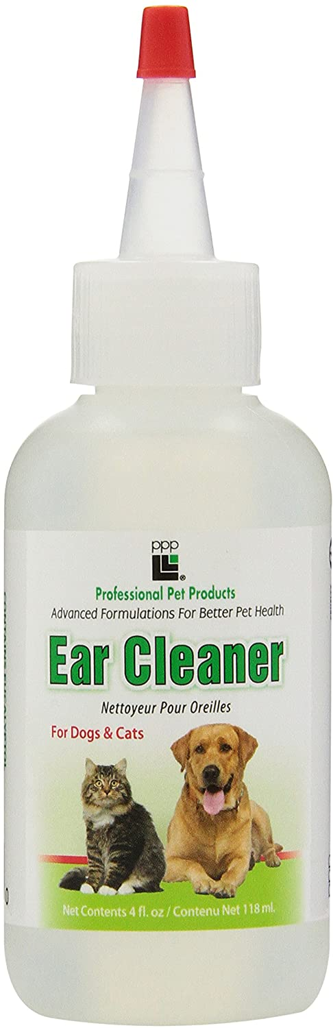 PPP - Ear Cleaner - Chubbs Bars, Supplements - pet shampoo, Woofur - Chubbs Bars Company, Woofur Natural Pet Products - Chubbs Bars Canada