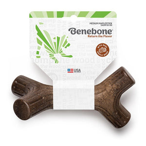 Benebone - Maple Stick Toy - Chubbs Bars, Supplements - pet shampoo, Woofur - Chubbs Bars Company, Woofur Natural Pet Products - Chubbs Bars Canada