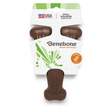 Load image into Gallery viewer, Benebone - Wish Bone Toy - Chubbs Bars, Supplements - pet shampoo, Woofur - Chubbs Bars Company, Woofur Natural Pet Products - Chubbs Bars Canada