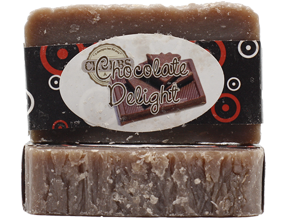 Chubbs Single Bar - Chocolate Delight - Woofur Natural Pet Products