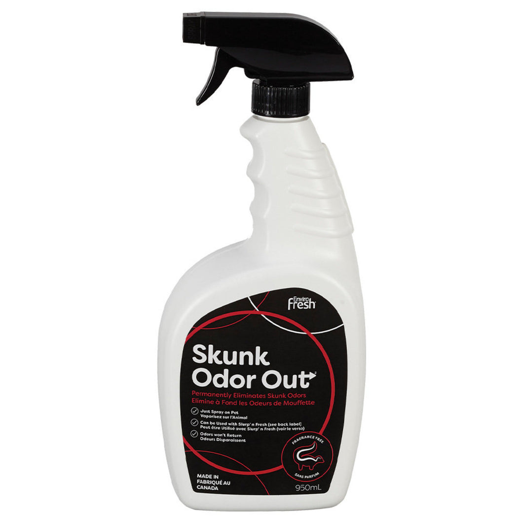 Enviro Fresh - Odor Out Skunk Eliminator - Chubbs Bars, Grooming Accessories - pet shampoo, Woofur Natural Pet Products - Chubbs Bars Company, Woofur Natural Pet Products - Chubbs Bars Canada