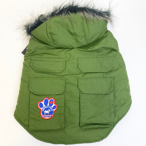 Canada Pooch - Everest Explorer (Green)