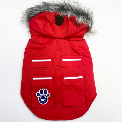 Canada Pooch - Everest Explorer (Reflective Red)
