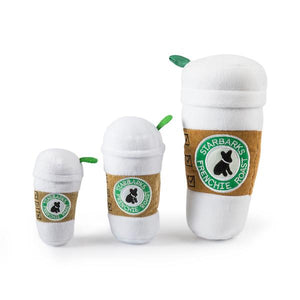 Haute Diggity Dog - Starbarks Coffee W/ Lid Toy - Chubbs Bars, Treats - pet shampoo, Woofur - Chubbs Bars Company, Woofur Natural Pet Products - Chubbs Bars Canada