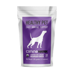 CANINE MATRIX - HEALTHY PET - Chubbs Bars, Supplements - pet shampoo, Woofur - Chubbs Bars Company, Woofur Natural Pet Products - Chubbs Bars Canada
