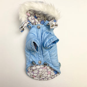 IsPet - Blue Cloud Jacket