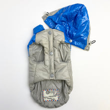 Load image into Gallery viewer, IsPet - Grey/Blue Jacket