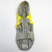 Load image into Gallery viewer, IsPet - Grey/Yellow Jacket
