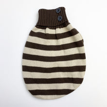 Load image into Gallery viewer, LWD - Striped Sweater (Cream/Brown)