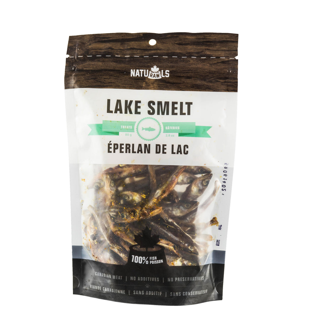 Naturawls - Lake Smelt Treats - Chubbs Bars, Treats - pet shampoo, Woofur - Chubbs Bars Company, Woofur Natural Pet Products - Chubbs Bars Canada