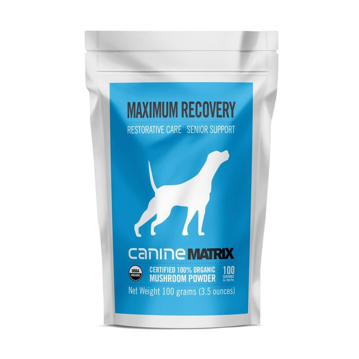 CANINE MATRIX - MRM MAXIMUM RECOVERY - Chubbs Bars, Supplements - pet shampoo, Woofur - Chubbs Bars Company, Woofur Natural Pet Products - Chubbs Bars Canada