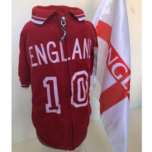 Load image into Gallery viewer, Mutley Collection Olympic Soccer Jersey - England - Chubbs Bars,  - pet shampoo, Woofur Natural Pet Products - Chubbs Bars Company, Woofur Natural Pet Products - Chubbs Bars Canada