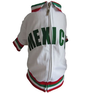 Mutley Collection Olympic Soccer Jersey - Mexico - Chubbs Bars,  - pet shampoo, Woofur Natural Pet Products - Chubbs Bars Company, Woofur Natural Pet Products - Chubbs Bars Canada