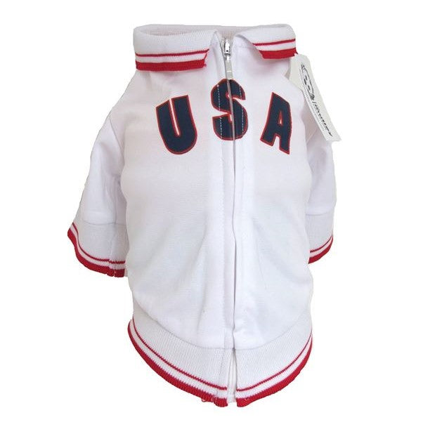 Mutley Collection Olympic Soccer Jersey - USA - Chubbs Bars,  - pet shampoo, Woofur Natural Pet Products - Chubbs Bars Company, Woofur Natural Pet Products - Chubbs Bars Canada