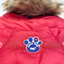 Load image into Gallery viewer, Canada Pooch - North Pole Parka (Red)