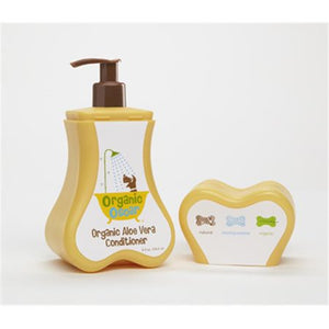 Organic Oscar - Aloe Vera Conditioner - Chubbs Bars, Grooming Accessories - pet shampoo, Woofur - Chubbs Bars Company, Woofur Natural Pet Products - Chubbs Bars Canada