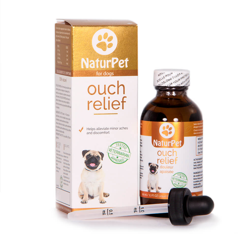 NaturPet - Ouch Relief - Chubbs Bars, Supplements - pet shampoo, Woofur - Chubbs Bars Company, Woofur Natural Pet Products - Chubbs Bars Canada