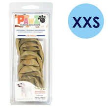 Load image into Gallery viewer, PawZ Boots - XXS - Chubbs Bars, Toys - pet shampoo, Woofur - Chubbs Bars Company, Woofur Natural Pet Products - Chubbs Bars Canada