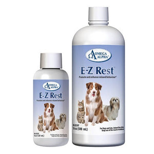 Omega Alpha - EZ Rest - Chubbs Bars, Natural Remedies - pet shampoo, Woofur - Chubbs Bars Company, Woofur Natural Pet Products - Chubbs Bars Canada