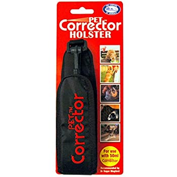 Company of Animals - Pet Corrector Holster - Chubbs Bars,  - pet shampoo, Woofur Natural Pet Products - Chubbs Bars Company, Woofur Natural Pet Products - Chubbs Bars Canada