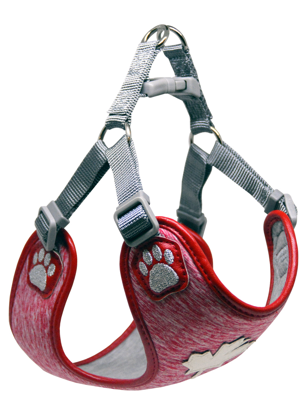 Pretty Paw - Canada Red Harness - Chubbs Bars, Treats - pet shampoo, Woofur - Chubbs Bars Company, Woofur Natural Pet Products - Chubbs Bars Canada