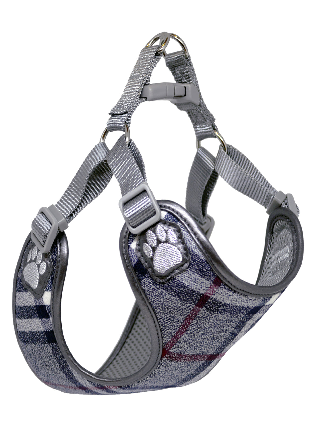 Pretty Paw - London Fog Harness - Chubbs Bars, Treats - pet shampoo, Woofur - Chubbs Bars Company, Woofur Natural Pet Products - Chubbs Bars Canada