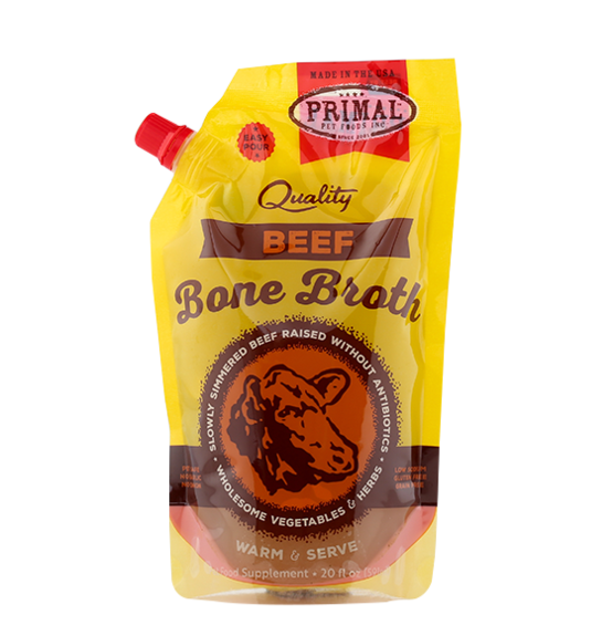Primal Frozen - Beef Bone Broth - Chubbs Bars, Frozen Side Dishes - pet shampoo, Woofur - Chubbs Bars Company, Woofur Natural Pet Products - Chubbs Bars Canada