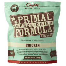 Load image into Gallery viewer, Primal Freeze Dried - Chicken Formula - Woofur Natural Pet Products